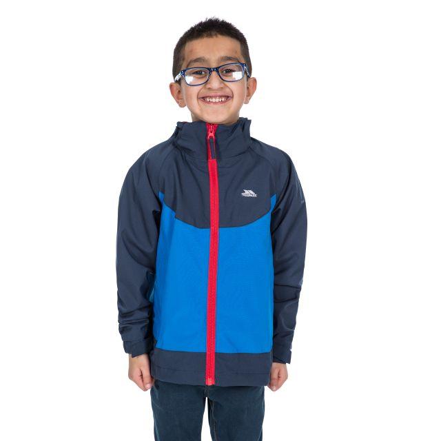Novah Kids' Waterproof Jacket in Blue