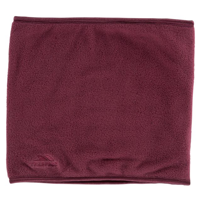 Novax Unisex Fleece Neck Warmer - FIG