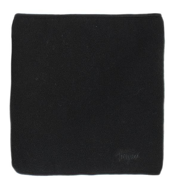 Novax Unisex Fleece Neck Warmer in Black