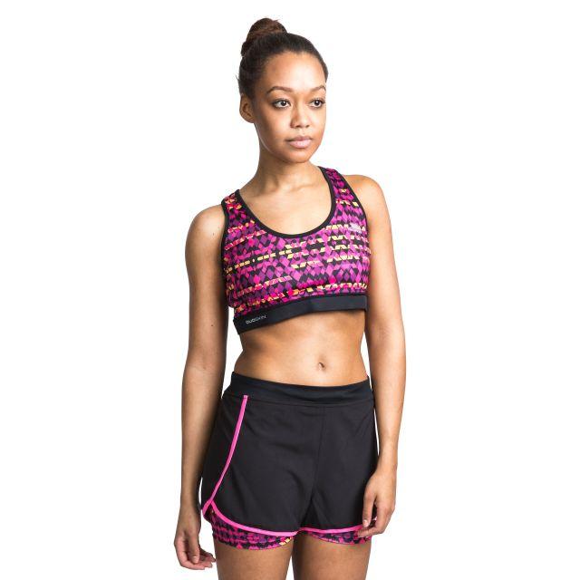 Nucci Women's Sports Bra in Print