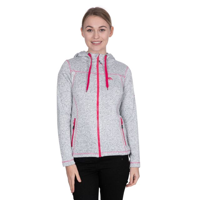 Odelia Women's Fleece in Grey