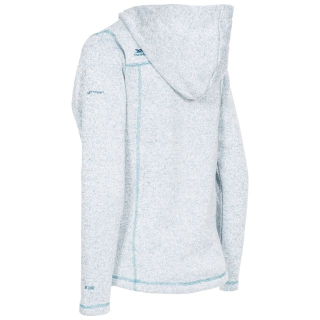 Odelia Women's Fleece in Aquamarine