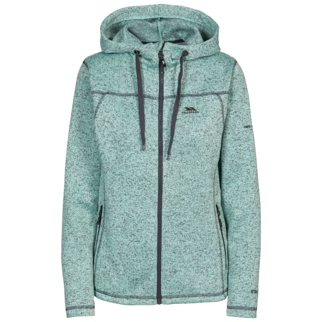 Odelia Women's Fleece in Green