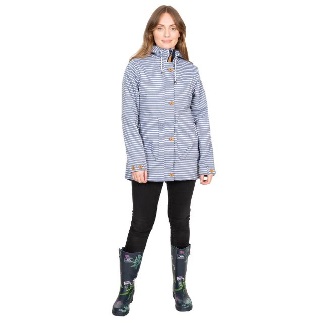Offshore Women's Waterproof Jacket in Navy