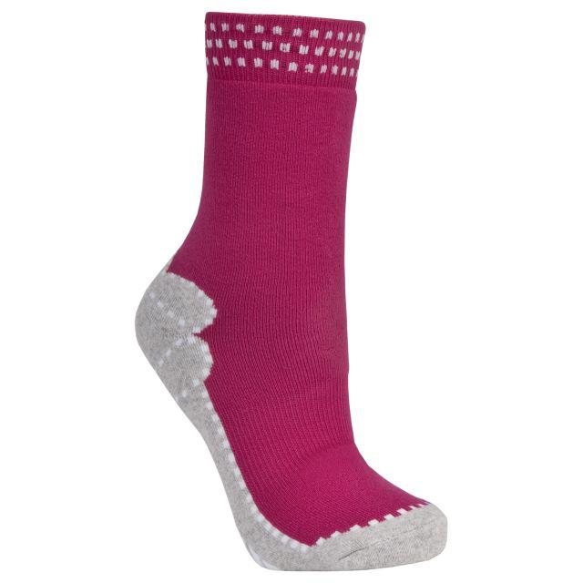OLIVETTI Women's Walking Socks in Pink