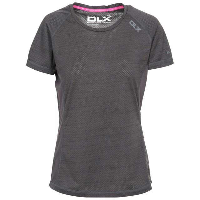 Oracle Women's DLX Quick Dry Active T-Shirt - CHA