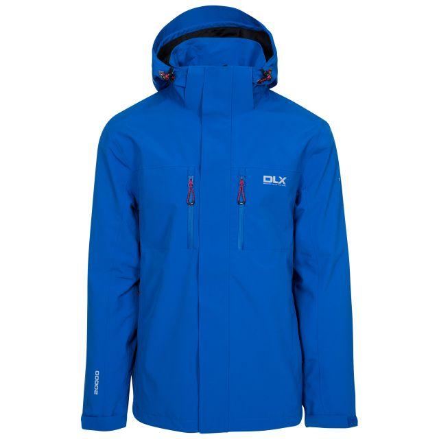 Oswalt Men's DLX Waterproof Jacket - BLU
