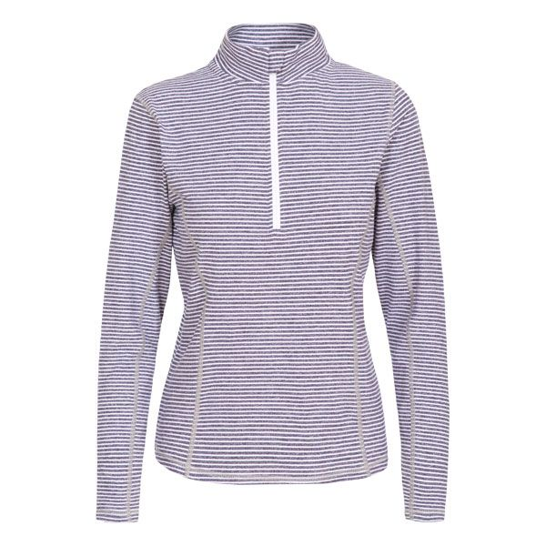 Overjoy Women's 1/2 Zip Long Sleeve Active Top