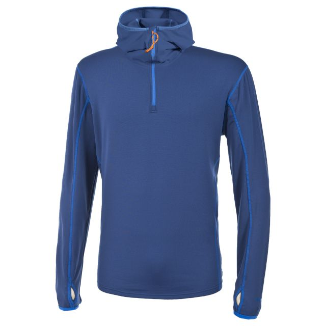 Oxy Men's Hooded Active Top