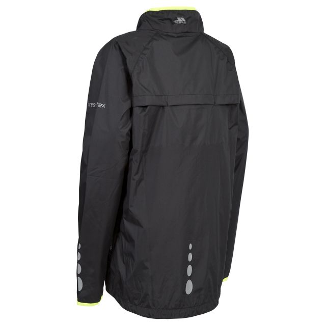 Paceline Kids' Active Jacket in Black