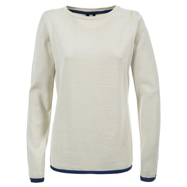 Pall Women's Long Sleeve T-Shirt in Beige