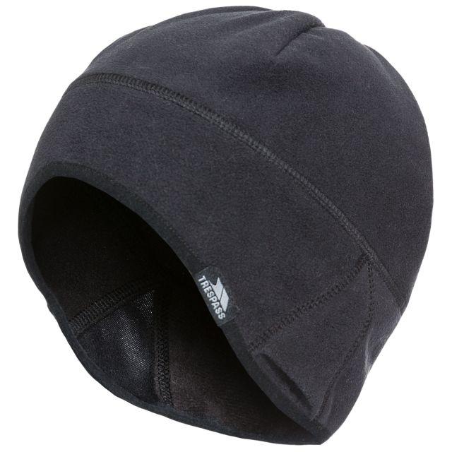 Peck Men's Fleece Beanie Hat - BLK
