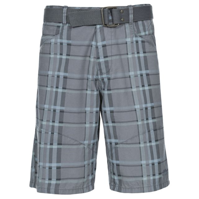 Penza Men's Shorts in Grey