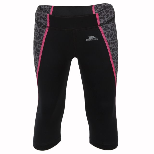 Perform Girls Active Leggings in Black
