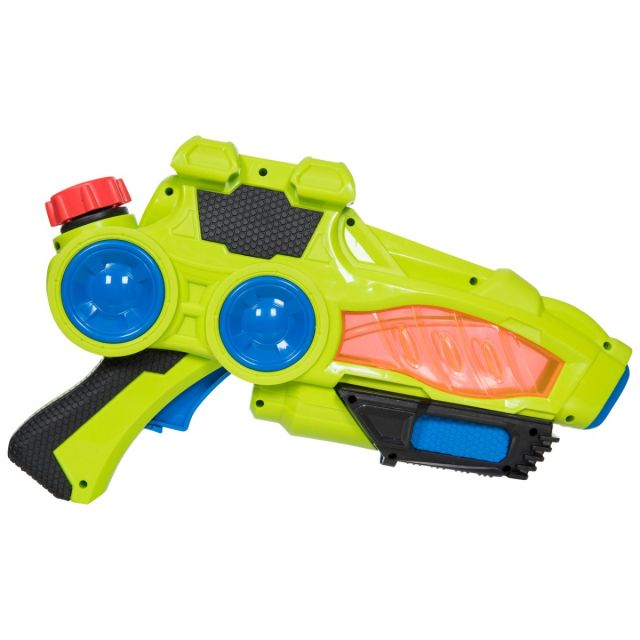 Pump Action Water Gun Outdoor Garden Toy in Green