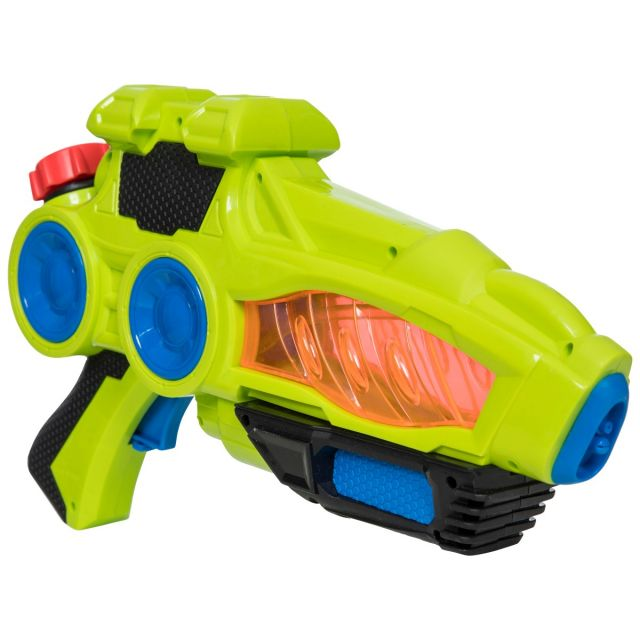 Pump Action Water Gun Outdoor Garden Toy in Green