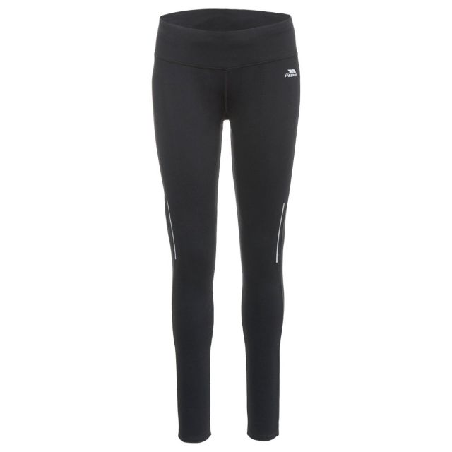 Pity Women's Quick Dry Active Leggings in Black
