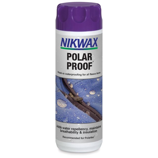 Nikwax Polar Proof Wash In Waterproofer for Fleece 300ml in Assorted