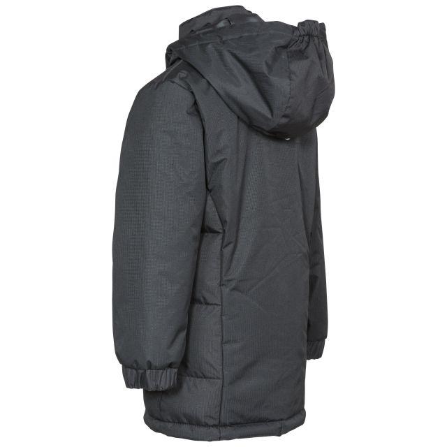 Primula Kids' Water Resistant Jacket in Black