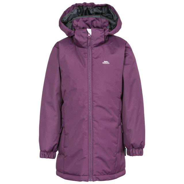 Primula Kids' Water Resistant Jacket in Purple