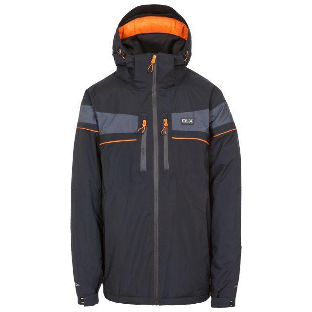 Pryce Men's DLX Waterproof Ski Jacket  in Black