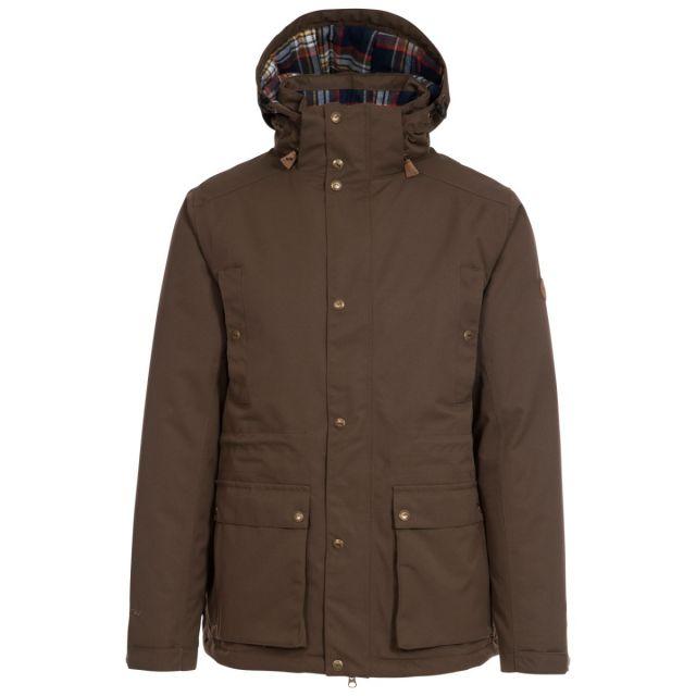 Puxtoncome Men's Waterproof Padded Jacket - KHA