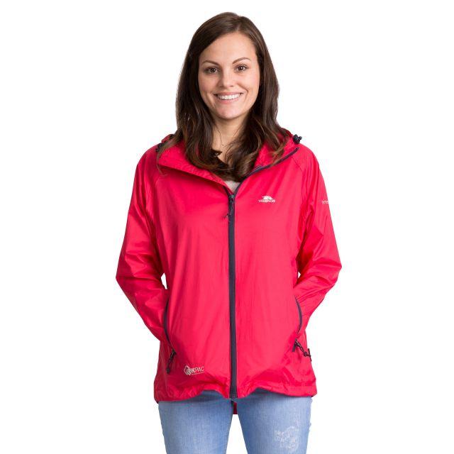 Qikpac Women's Waterproof Packaway Jacket - RAS