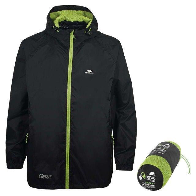 Qikpac Unisex Waterproof Packaway Jacket