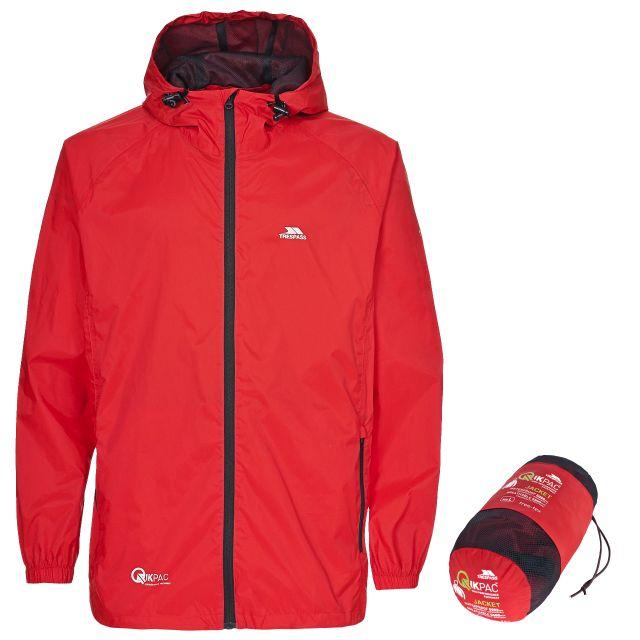 Qikpac Unisex Waterproof Packaway Jacket - GNE