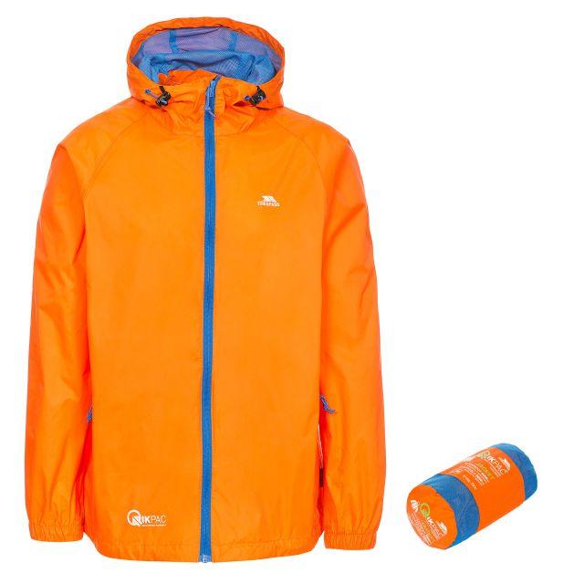 Qikpac Unisex Waterproof Packaway Jacket - SNR