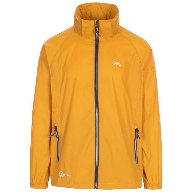 QIKPAC X Adults' Packaway Jacket in Maize