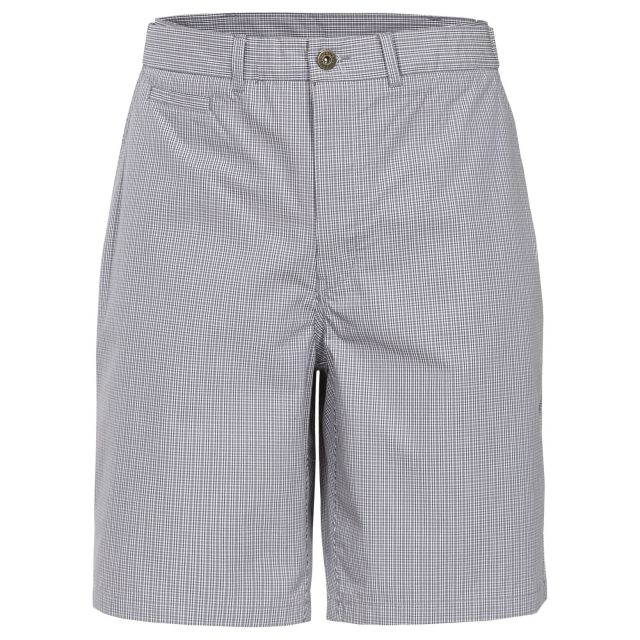 Quantum Men's Shorts in Grey