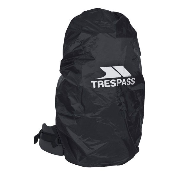 Waterproof Rucksack Cover in Black