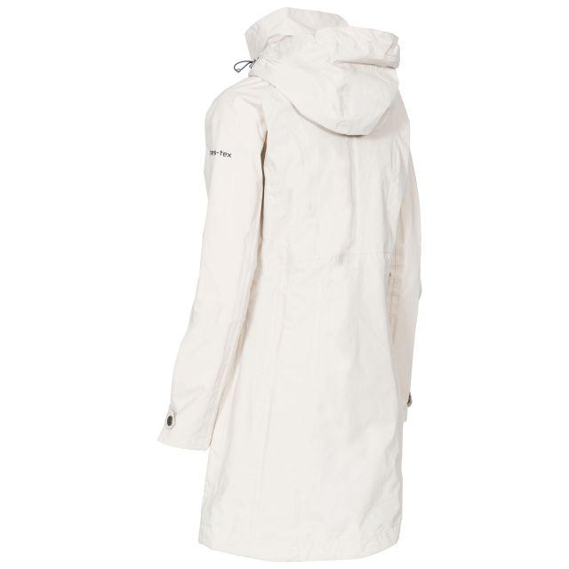 Rainy Day Women's Waterproof Jacket in Tan