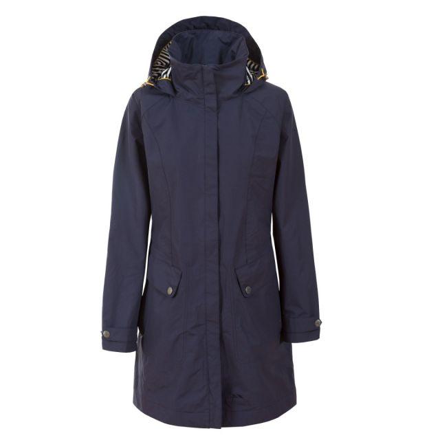 Rainy Day Women's Waterproof Jacket in Black