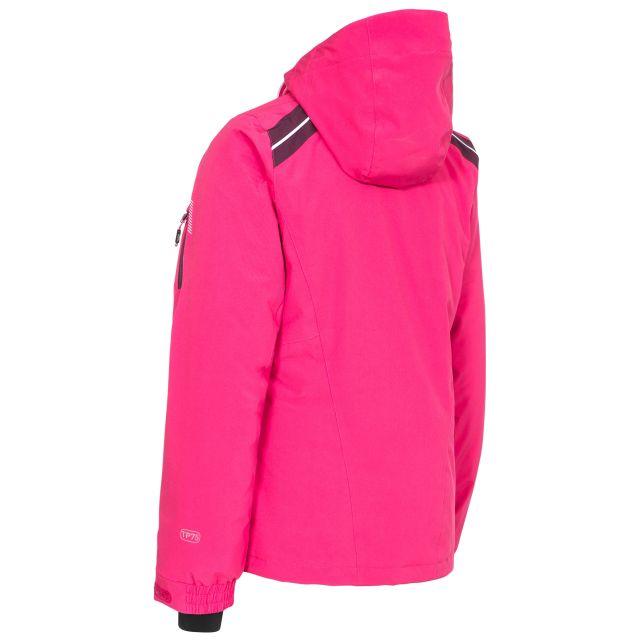 Raithlin Women's Waterproof Ski Jacket in Pink