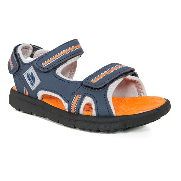 Ramesses Boys' Active Sandals in Navy