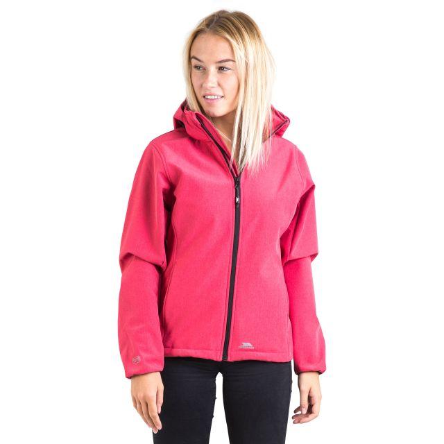 Ramona Women's Softshell Jacket in Pink