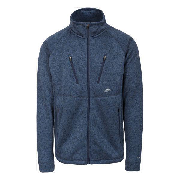 Ramp Men's Fleece Jacket in Navy
