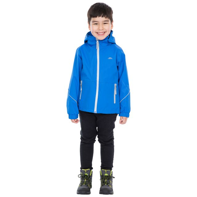 Rapt Kids' Waterproof Jacket in Blue