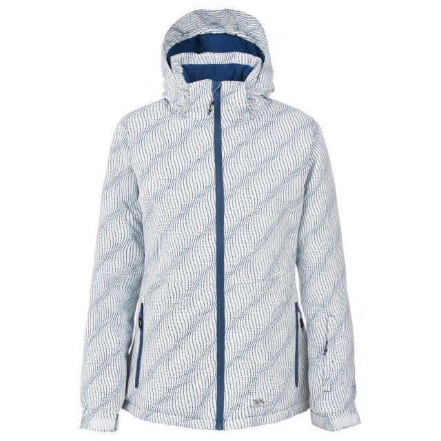 Ravella Womens Ski Jacket in Blue