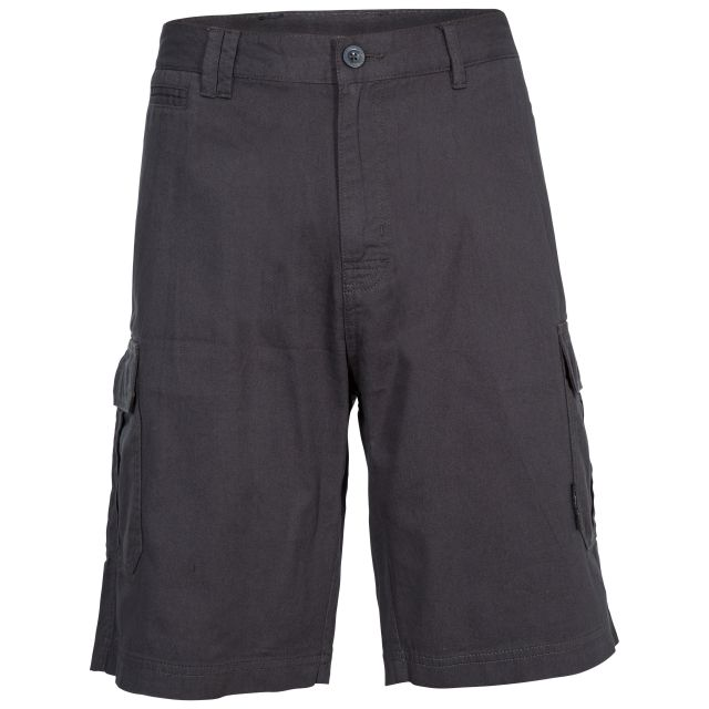 Rawson Men's Cargo Shorts in Grey