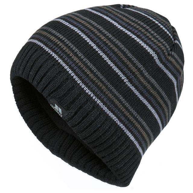 Ray Beanie Hat in Black