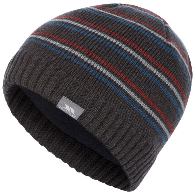 Ray Beanie Hat in Grey