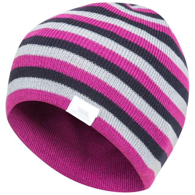 Reagan Kids' Reversible Beanie Hat - PUO