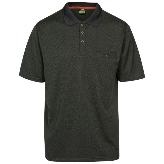 Reihan Men's Polo Shirt in Khaki