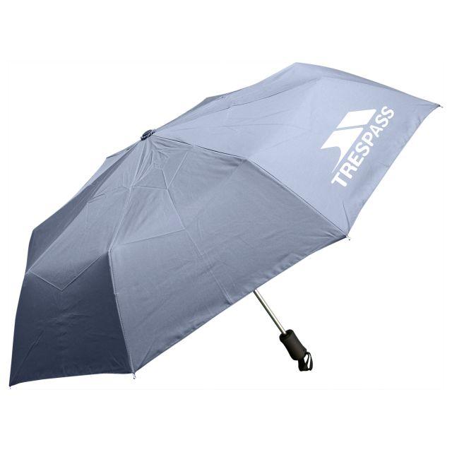Grey Compact Umbrella in Grey