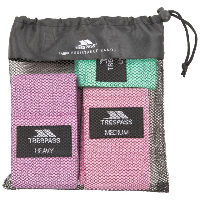 Trespass Fabric Resistance Bands Resist Multi