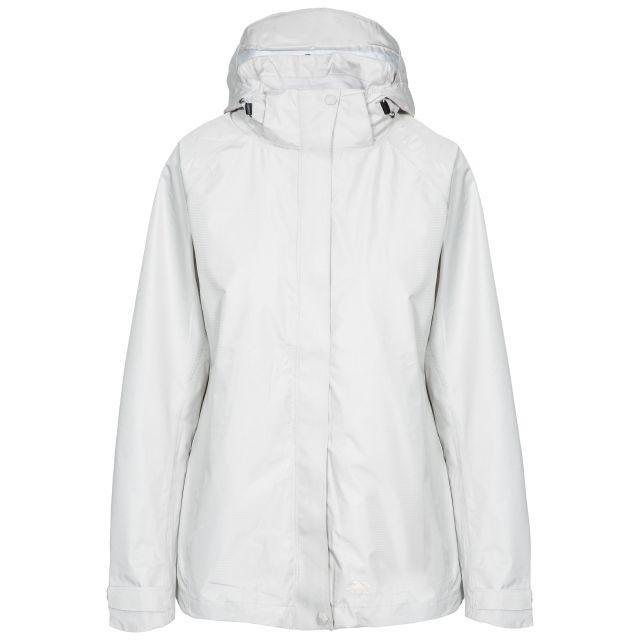Review Women's Waterproof Jacket in Tan