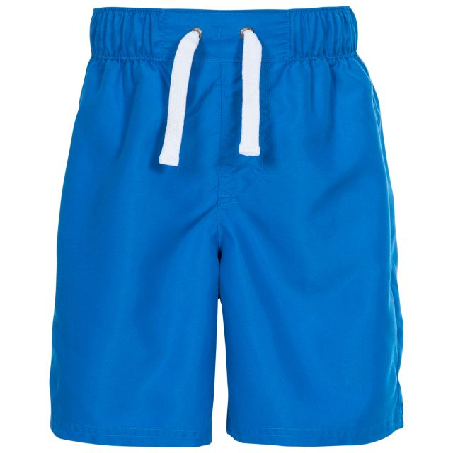 Riccardo Kids' Swim Shorts in Blue